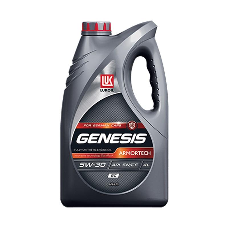 ЛУКОЙЛ Genesis Armortech GC 5W30, 4л